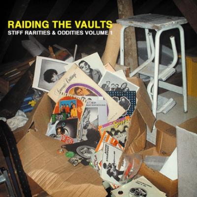 Stiff rarities and oddities CDs