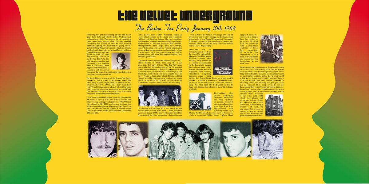 Velvet Underground Collectors Sets