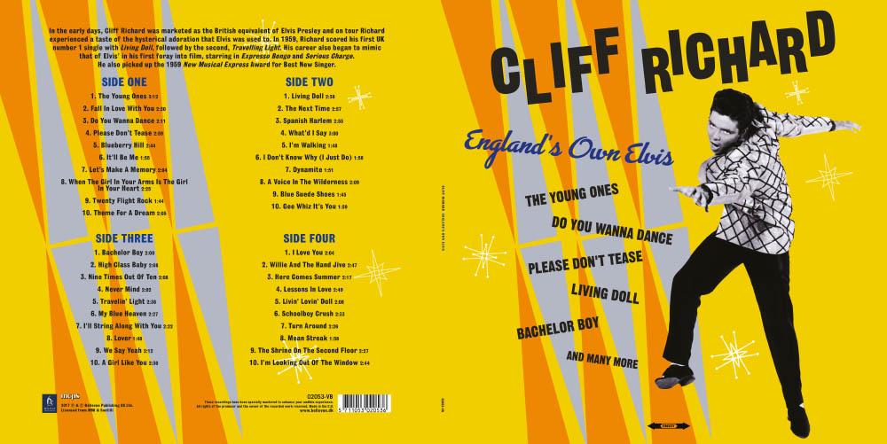 Cliff Richard – Englands Own Elvis