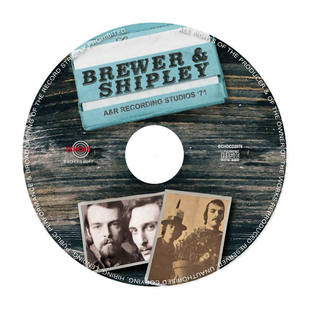 Brewer & Shipley – A&R Recording Studios '71