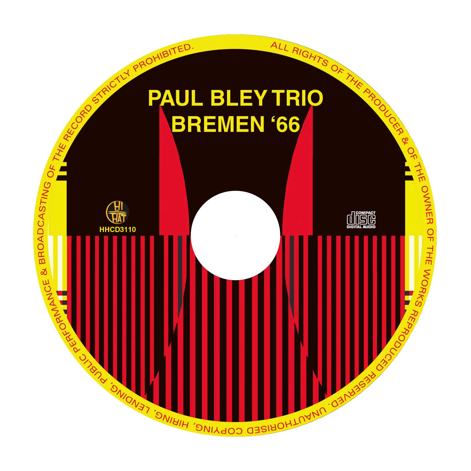 Paul Bley Trio