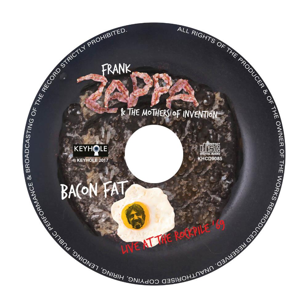 Frank Zappa – Bacon Fat
