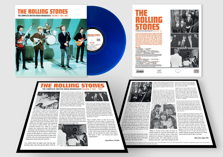Rolling Stones – Complete British Radio Broadcasts