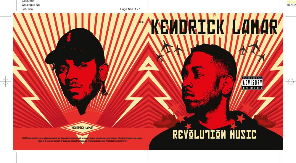 Kendrick Lamar – Revolution Music