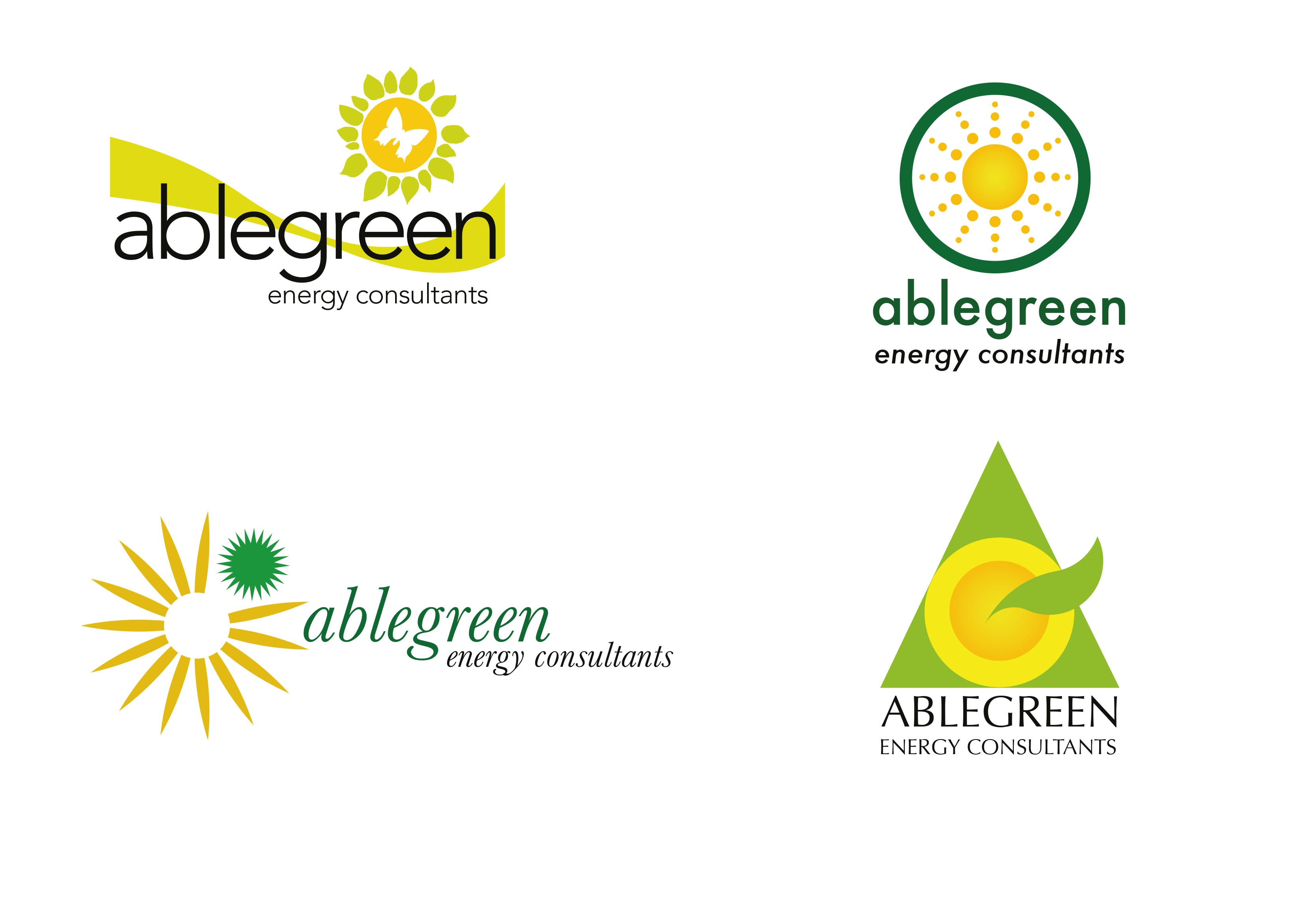 Ablegreen Logo  Concepts